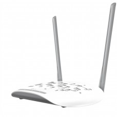 Access Point, TP-Link, TL-WA801N, 300 Mbps, RJ45, Incluye injector PoE Pasivo, 2 Antenas