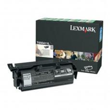 LEXMARK - Cartucho de Tóner, Lexmar, T650A11L, Negro