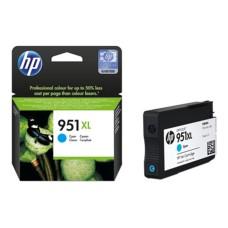 HP - Cartucho de Tinta, HP, CN046AL, 951XL, Cian, Alto Rendimiento