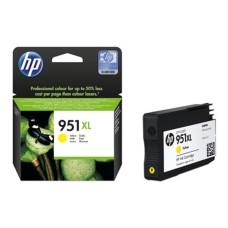 HP - Cartucho de Tinta, HP, CN048AL, 951XL, Amarillo, Alto Rendimiento