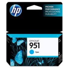HP - Cartucho de Tinta, HP, CN050AL, 951, Cian
