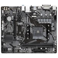 GIGABYTE - Tarjeta Madre, Gigabyte, A520M H, AM4, 3era Gen, DDR4, HDMI, DVI-D