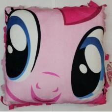 La Webería - My Little Pony, Cojin, Almohada Con Flecos, Pinkie Pie
