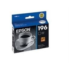EPSON - Cartucho de Tinta, Epson, T196420-AL, 196, Negro