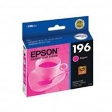 EPSON - Cartucho de Tinta, Epson, T196420-AL, 196, Magenta
