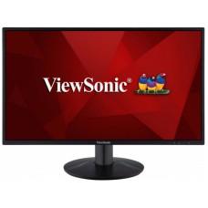 VIEWSONIC - Monitor IPS, Viewsonic, VA2418-SH, 24 pulgadas, 1080p, VGA, HDMI, Negro