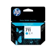 HP - Cartucho de Tinta, HP, CZ130A, 711, Cian
