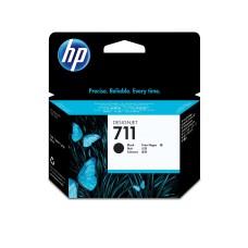 HP - Cartucho de Tinta, HP, CZ133A, 711, Negro, 80 ml