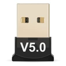 Adaptador de Audio, Brobotix, 651763, USB a Bluetooth, Negro