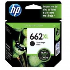 HP - Cartucho de Tinta, HP, CZ105AL, 662 XL, Negro