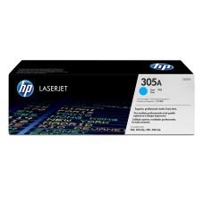 HP - Cartucho de Tóner, HP, CE411A, 305A, Cian