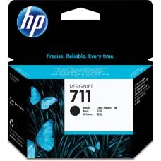 HP - Cartucho de Tinta, HP, CZ129A, 711, Negro