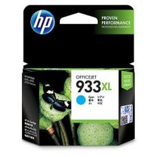 HP - Cartucho de Tinta, HP, CN054AL, 933XL, Cian, Alto Rendimiento