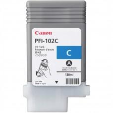 CANON - Cartucho de Tinta, Canon, 0895B001AA, PFI-102C, Cian