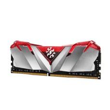 ADATA - Memoria RAM, Adata, AX4U32008G16A-SR30, DDR4, 3200 MHz, 8 GB, Rojo, CL16, Disipador