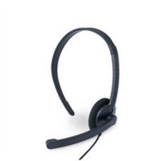 Audífono con Micrófono, Verbatim, 70722, 3.5 mm, Mono, Negro