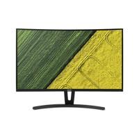 Monitor LED, Acer, UM.HE3AA.A01, 27 pulgadas, HDMI, DVI, Curvo, 1080p