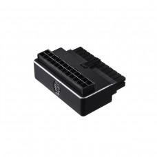 Adaptador Fuente de Poder, Cooler Master, CMA-CEMB00XXBK1-GL, ATX 24 Pin, 90 Grados