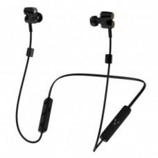 VORAGO - Audífonos con Micrófono, Vorago, EPB-500, Bluetooth, Negro