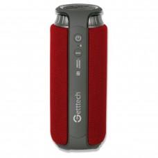 GETTTECH - Bocina, Getttech, GBS-31504R, Bluetooth, 3.5 mm, Rojo