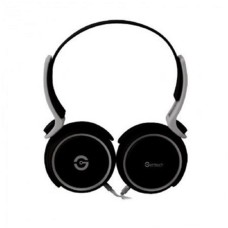 GETTTECH - Audífonos con Micrófono, Getttech, GH-2540G, Rythm, 3.5 mm, Negro