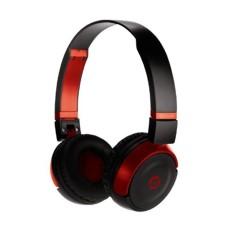 Audífonos con Micrófono, Getttech, GH-3000R, Synergy, 3.5 mm, Rojo