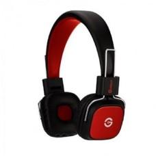 Audífonos con Micrófono, Getttech, GH-3500R, Reveal, 3.5 mm, Rojo