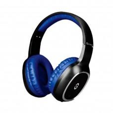 Audífonos con Micrófono, Getttech, GH-4640A, Bluetooth, Azul