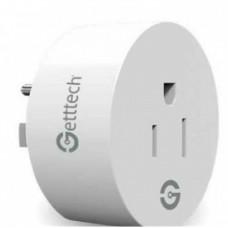 GETTTECH - Enchufe Inteligente, Gettech, GSW-71002, Wifi, 2 Piezas
