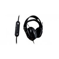 Audífonos con Micrófono, GameFactor, HSG500, 3.5 mm, Ultra ligero, Micrófono removible
