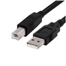 GETTTECH - Cable de Datos, Getttech, JL-3515, USB A, USB B, 2 A, 1.5m, Negro