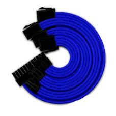 YEYIAN - Cable de Fuente de Poder, Yeyian, KS1000A, Extensión, Azul