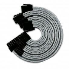 YEYIAN - Cable de Fuente de Poder, Yeyian, KS1000B, Extensión, Blanco