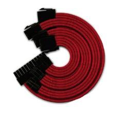 YEYIAN - Cable de Fuente de Poder, Yeyian, KS1000R, Extensión, Rojo