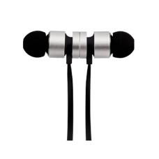 Audífonos con Micrófono, Getttech, MI-1220N, 3.5 mm, 1.2 m, Negro