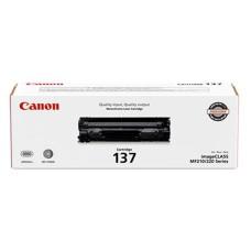 CANON - Cartucho de Tóner, Canon, 9435B001AA, 137, Negro