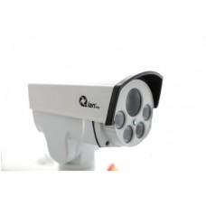 QIAN - Cámara de Seguridad, Qian, QCBP1701, Exterior, Alámbrico, 2MP, Blanco