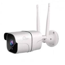 """QIAN - Cámara de Vigilancia, Qian, QCI-62302, CCTV, Inalámbrica, LED, 1080p, """"MP, Exterior"""