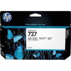 HP - Cartucho de Tinta, HP, C1Q12A, 727, Negro Mate, 300 ml