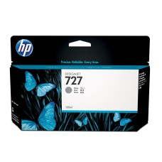 HP - Cartucho de Tóner, HP, B3P24A, 727, Gris, 130 ml