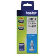 Botella de Tinta, Brother, BT5001C, Cian