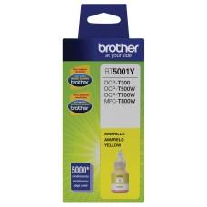 BROTHER - Botella de Tinta, Brother, BT5001Y, Amarillo