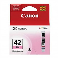 Cartucho de Tinta, Canon, 6389B009AA, CLI 42, Magenta, 13 ml