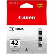 CANON - Cartucho de Tinta, Canon, 6391B009AA, CLI-42 L, Gris Fotográfico