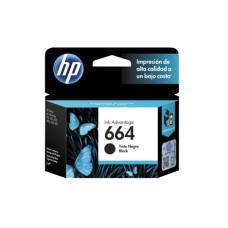 HP - Cartucho de Tinta, HP, F6V29AL, 664, Negro