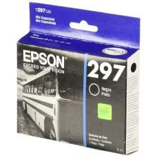 EPSON - Cartucho de Tinta, Epson, 297, Negro, Alto Rendimiento
