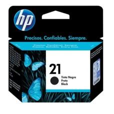 HP - Cartucho de Tinta, HP, C9351AL, 21, Negro
