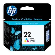 HP - Cartucho de Tinta, HP, C9352AL, 22, Color