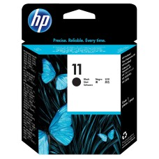 HP - Cabezal de Impresión, HP, C4810A, 11, Negro