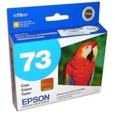 EPSON - Cartucho de Tinta, Epson, T073220-AL, 73N, Cian